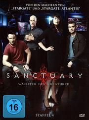 Sanctuary: Staffel 4