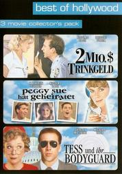 2 Mio $ Trinkgeld / Peggy Sue hat geheiratet / Tess und ihr Bodyguard (Best of Hollywood (3 DVDs))
