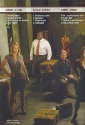 Body of Proof: Die komplette zweite Staffel: Disc 1