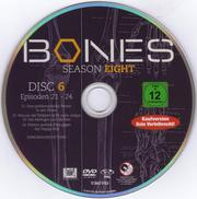 Bones: Season Eight: Disc 6
