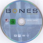 Bones: Season Three: Disc 3
